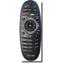 Controle Remoto Tv Philips Lcd E Led - Série 3000