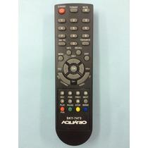Controle Remoto Conversor Digital Aquario Dtv-8000 Dtv8000