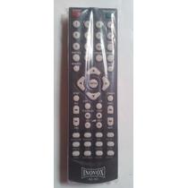 Controle Remoto Do Dvd Inovox In1213 Rc101 Novo E Original