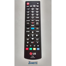 Controle Tv Lg 3d Original, Plasma Lcd,led.frete Gratis
