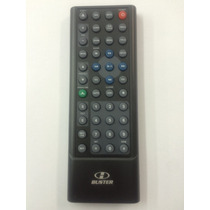 Controle Remoto Dvd H Buster 9560 Hbd-9560av Original