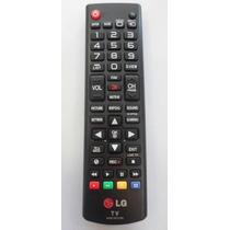 Controle Lg Original Akb73975705 3d Com Tecla Futebol