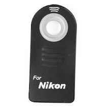 Controle Remoto Para Nikon Ml-l3 - Dslr - D40 D90 D7000 D500