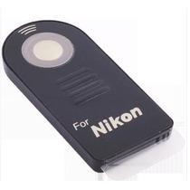 Controle Remoto Original Para Câmeras Nikon Ml-l3 Original