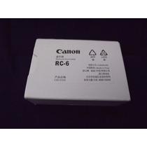 Controle Remoto Canon Rc-6: 7d, 5d, 60d, T2i, T3i, T4i, T5i