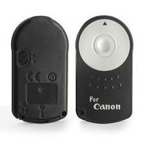 Controle Remoto Para Canon 7d, 5d, 60d, T2i, T3i - Rc-6