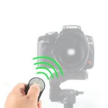 Disparador Ir Sem Fio Rc-6 Para Câmeras Canon Só Hoje