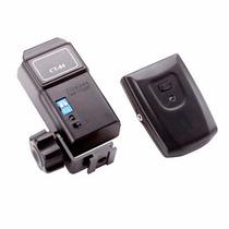 Kit Rádio Flash Ct-04, Transmissor + Receptor, Trigger