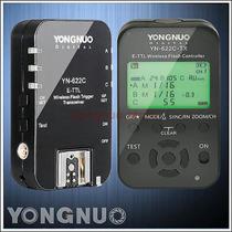 Rádio Yongnuo Yn-622c Tx +s Flash Trigger Yn-622c Canon