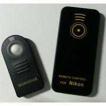 Controle Remoto Nikon Alternativo Ml-l3 - Frete Grátis