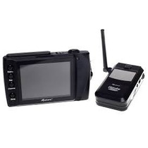 Disparador Remoto E Monitor Lcd Aputure Wireless Canon Nikon