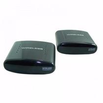 Extensor De Controle Remoto Ir Sem Fio Wireless Até 200m