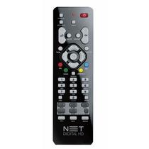Controle Digital/universal Net Hd Novo + Pilhas 1-unidade
