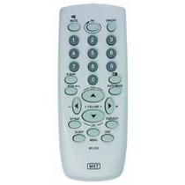 Controle Remoto Tv Cce Rc-210tv Atacado 10 Pçs