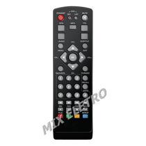 Controle Remoto Conversor De Tv Digital Tele System F21 (ts-