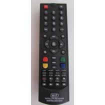Controle Remoto Para Midiabox Shd7050 E 7100 + Frete Grátis