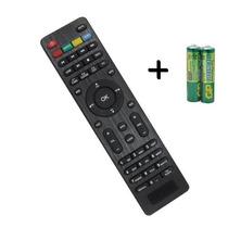 Controle Remoto Cine-box Optimo Hd + Pilhas