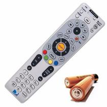 Controle Remoto P/ Sky Hdtv Hd Ou Directv Original + Pilhas