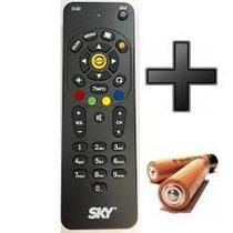 10 Controle Sky S 14 , S 12 Digital , Sky Livre D 40