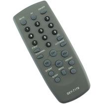 Controle Remoto Sky-7179 Para Tv Cce Cinza Imperdível A4785