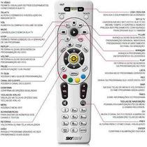 Controle Remoto Sky Hdtv Ou Directv Universal Original