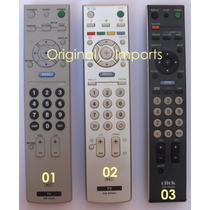 Controle Remoto Para Tv Lcd / Led / Plasma Sony Bravia