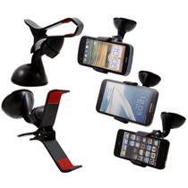 Suporte Universal Automotivo S3 S4 5s Iphone Navegador Gps