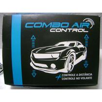 Combo Air + Controle Ar No Volante+central+controle Longa.