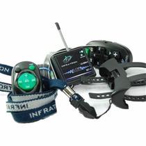 Controle Longa Distância Infratron Duo 200m Volante,mão,som