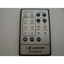 Controle Remoto Som Automotivo H-buster Hbd 4000 4100 5100