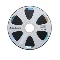 Mini Midia Dvd-r 1.4gb Verbatin Digitalmovie P/ Sony Cod1937