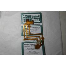 Flat Flex Cable Sony Dcr-sr32, Sr32 Do Display Lcd Fp-610