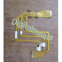 Sony Dcr-sx40 Flexivel, Flat, Flet P/ Lcd Filmadora