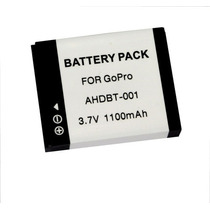 Bateria Para Camera Gopro Go Pro Hd Hero Hero 2 Lithium