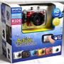 Câmera Digital Action Camcorder Sports A Prova D'água