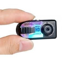 Mini Micro Camera Thumb Dv Fimadora Hd 720p Q5 Espia