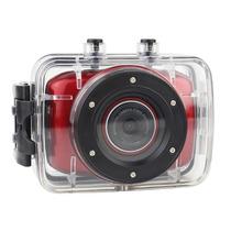 Camera Filmadora Prova D Agua Sportcam Sport Hd Go Pro