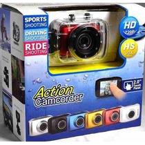 Câmera Digital Action Camcorder Sports A Prova D¿água