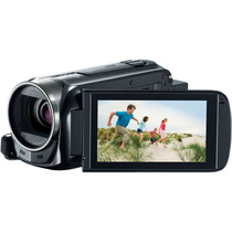 Filmadora Canon Hf-r500 Full Hd 1080p 60p Entrada Mic