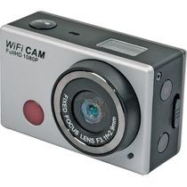 Câmera Sportscam Wdv5000 Wifi Full Hd 1080 Moto Bike Carro