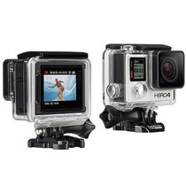 Gopro Hero 4 Silver Edition Lcd Touch Go Pro Hero4 4k