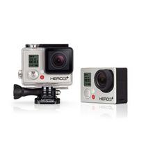 Gopro Camera Hero3 + Silver Edition Full Wi-fi Hd Go Pro