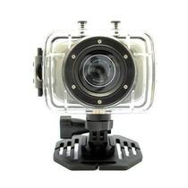 Camera Sport A Prova D Agua Capacete Touch Screen Foto Filma