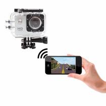 Camera Sj4000 C/ Wifi Full Hd 1080 =gopro H 3 Pronta Entrega