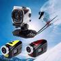 Mini Câmera Esportiva Sportscam Waterproof 30m Hd 720p 5mp