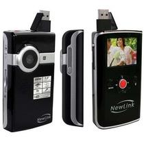Filmadora New Link Pocket Cam Hd - Vc103