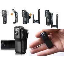 Camera Mini Dv Md80 Espião E Esportes Radicais