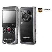 Filmadora Samsung Prova De Agua Shock Waterproof 1080 Hd
