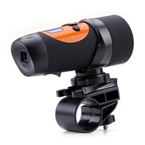 Câmera Filmadora Prova D´água Capacete Bicicleta Moto Espiã
