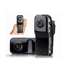 Mini Camera Filmadora Espiã Video Espião 720x480md80 Gravar